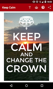 Keep Calm | Android