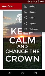 Скриншот Keep Calm