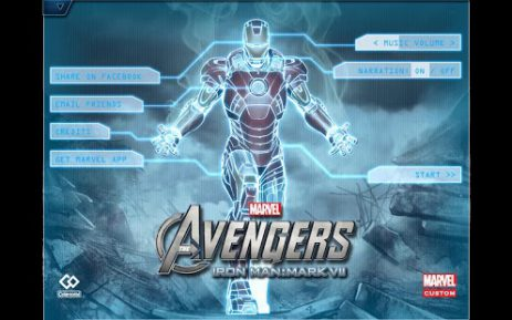 The Avengers-Iron Man Mark VII | Android