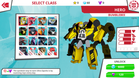 Transformers: Robots In Disguise | Android