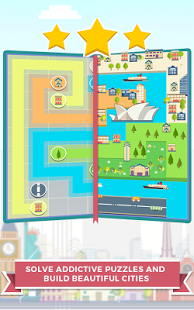 City Lines for puzzle lovers | Android