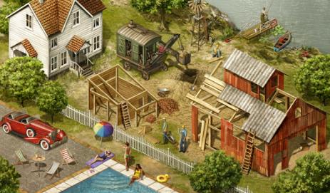 Скриншот От Фермы к Городу: Династия