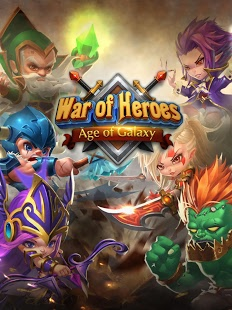 War of Heroes: Age of Galaxy | Android