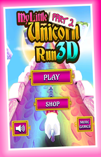 My Little Unicorn Runner 3D 2 | Android