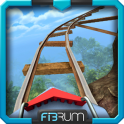 Roller Coaster VR аттракцион - icon