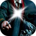 Гарри Поттер фонариком