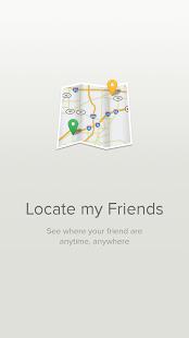Скриншот Найти друзей
