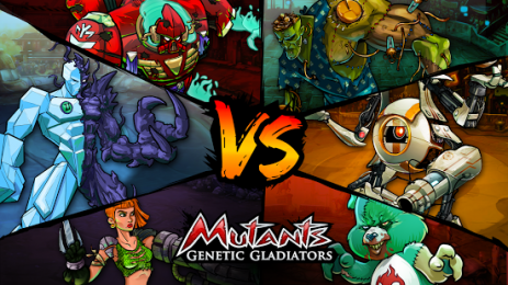 Mutants Genetic Gladiators | Android