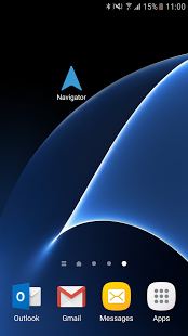 Скриншот Навигатор