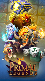 Primal Legends | Android
