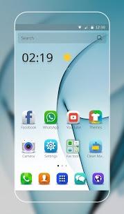 Тема для Samsung S7 край | Android
