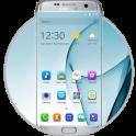 Тема для Samsung S7 край android