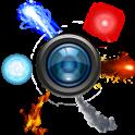 «Фоторедактор – Оптические — » на Андроид