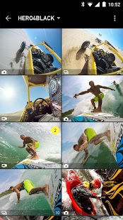 Capture GoPro App | Android
