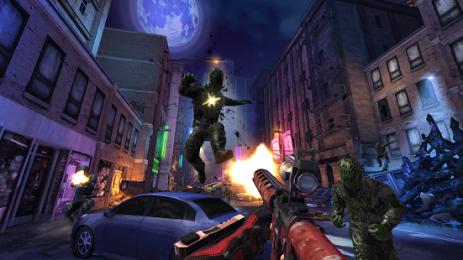 Скриншот Отряд самоубийц: Спецназ