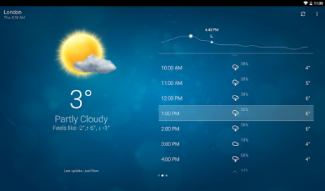 Скриншот Погода - Weather