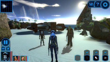 Скриншот Star Wars™: KOTOR
