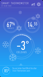 Smart Thermometer | Android