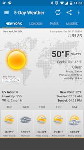 Виджет Погода и Часы - Android | Android