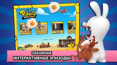 Rabbids Appisodes | Android