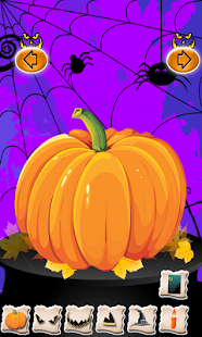 Скриншот Тыква чайник Отделка игр