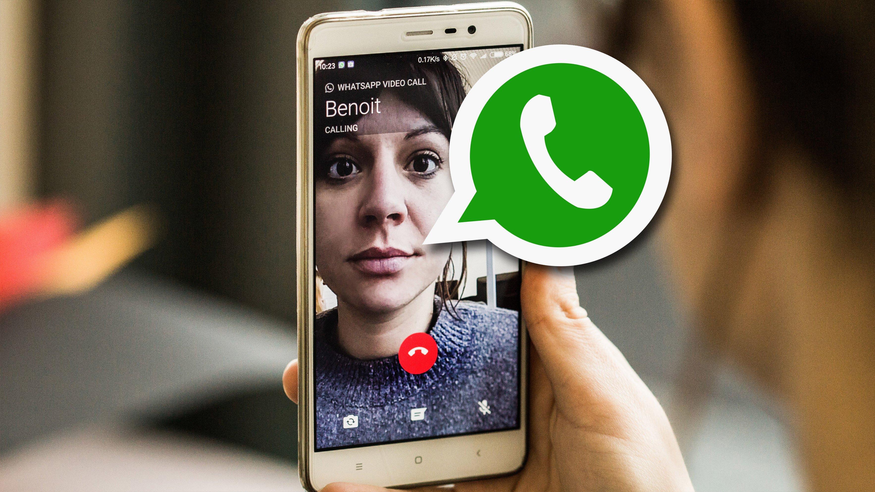 Видеозвонки в WhatsApp теперь доступны и для Андроид