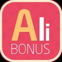 «★AliBonus — AliExpress кэшбэк★» на Андроид