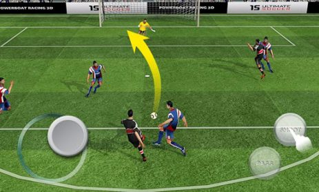 Ultimate Football ( лучшая версия) | Android