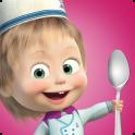 «Маша Каша: игры готовить Кухня» на Андроид