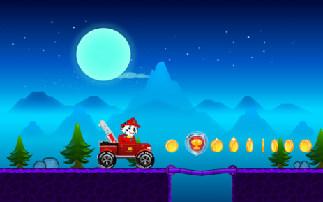 Hill Paw Climb Patrol Racer | Android
