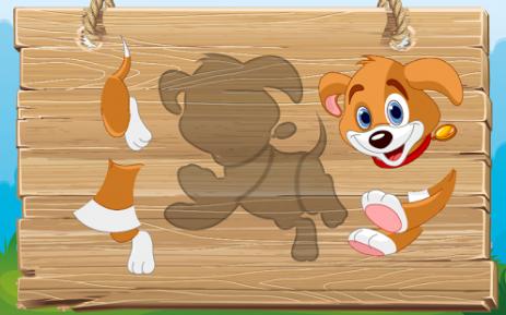 Пазлы Домашние животные | Android