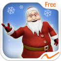Talking Santa 2 Free - icon