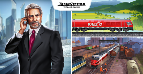 TrainStation - Game On Rails | Android