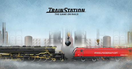 Скриншот TrainStation — Game On Rails