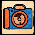 «Фотокамера для шаржев» на Андроид