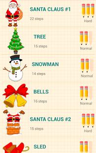 Скриншот How to Draw Christmas