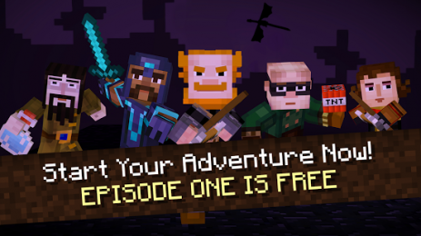Minecraft: Story Mode | Android