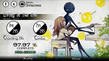 Скриншот Deemo