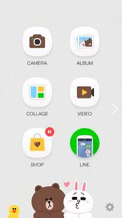 Скриншот LINE Camera: редактор снимков