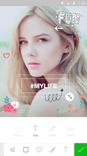 LINE Camera: редактор снимков | Android