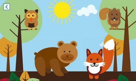 Скриншот Chicco Animals