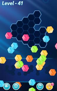 Скриншот Block! Hexa Puzzle