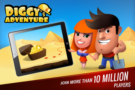 Diggy's Adventure | Android