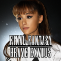 FINAL FANTASY  BRAVE EXVIUS - icon