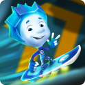 «Фиксики Флай: гонки и бегалки» на Андроид