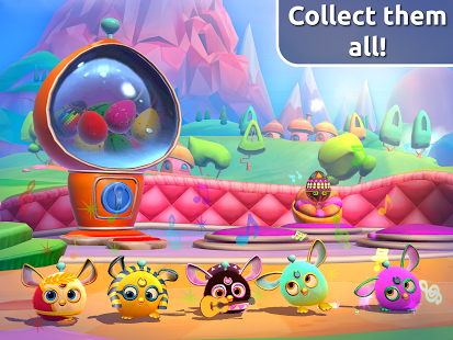 Скриншот Furby Connect World