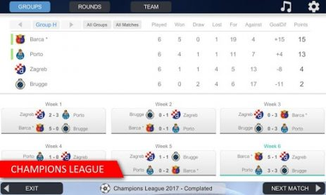 Mobile Soccer League | Android