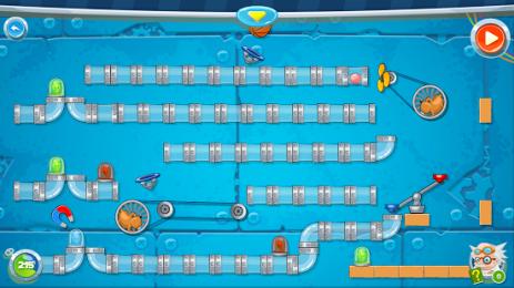 Скриншот Rube's Lab - Физическая Игра