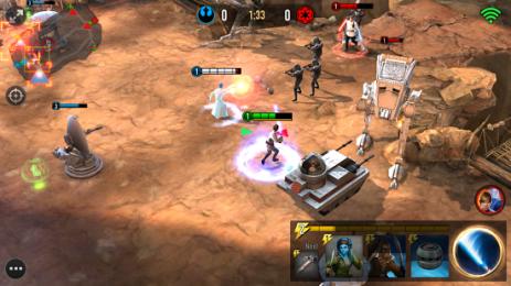 Звездные Войны: Арена Силы | Android