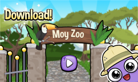 Moy Zoo 🐻 | Android